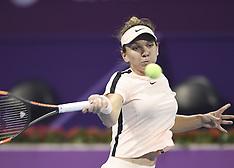 2018 WTA Qatar Open - 14 February 2018
