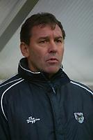 Fotball<br /> FA Cup England 2004/2005<br /> 3. runde<br /> 08.01.2005<br /> Foto: SBI/Digitalsport<br /> NORWAY ONLY<br /> <br /> Preston NE v West Bromwich Albion<br /> <br /> West Bromwich Albion manager Bryan Robson