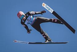 31.12.2020, Olympiaschanze, Garmisch Partenkirchen, GER, FIS Weltcup Skisprung, Vierschanzentournee, Garmisch Partenkirchen, Qualifikation, Herren, im Bild Jan Hoerl (AUT) // Jan Hoerl of Austria during qualification jump of men's Four Hills Tournament of FIS Ski Jumping World Cup at the Olympiaschanze in Garmisch Partenkirchen, Germany on 2020/12/31. EXPA Pictures © 2020, PhotoCredit: EXPA/ JFK