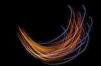 Fireworks Art.  ©2015 Karen Bobotas Photographer