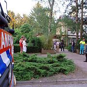 NLD/Huizen/20060701 - Brand keuken Groen van Prinsterenlaan Huizen