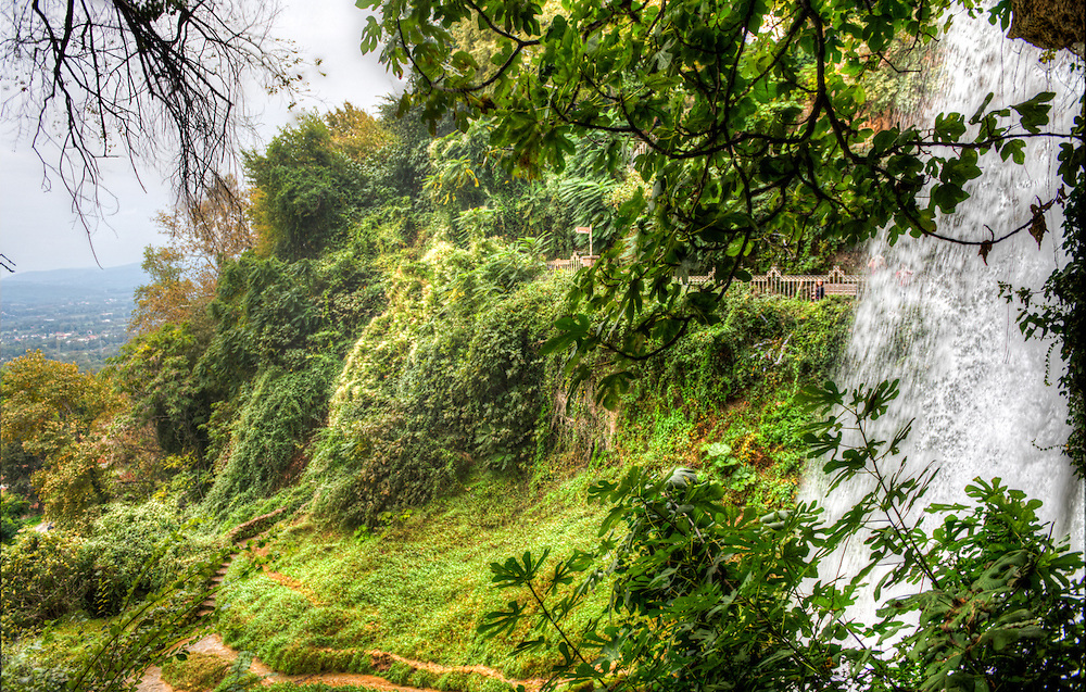 Waterfalls in Edessa