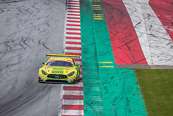 09.06.2019, Red Bull Ring, Spielberg, AUT, ADAC GT Masters Spielberg, Rennen, im Bild Maximilian Goetz (GER)/Indy Dontje (NLD) Mercedes AMG GT3 // German ADAC GT Masters driver Maximilian Goetz/Dutch ADAC GT Masters driver Indy Indy Dontje Mercedes AMG GT3 during the Race for the ADAC GT Masters at the Red Bull Ring in Spielberg, Austria on 2019/06/09. EXPA Pictures © 2019, PhotoCredit: EXPA/ Dominik Angerer