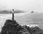 0613-1G04. Cannon Beach, September 1, 1919