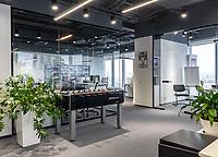 Интерьерная фотосъемка офиса коммерческой компании. Киев, Украина.