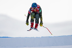 11.01.2020, Keelberloch Rennstrecke, Altenmark, AUT, FIS Weltcup Ski Alpin, Abfahrt, Damen, im Bild Breezy Johnson (USA) // Breezy Johnson of the USA in action during her run for the women's Downhill of FIS ski alpine world cup at the Keelberloch Rennstrecke in Altenmark, Austria on 2020/01/11. EXPA Pictures © 2020, PhotoCredit: EXPA/ Johann Groder
