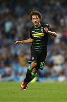Football - 2016 / 2017 Champions League - Group C : Manchester City v Borussia Monchengladbach - The Ethiad Stadium <br /> <br /> Fabian Johnson of Borussia Monchengladbach during match between Manchester City and Borussia Monchengladbach at The Ethiad Stadium <br /> <br /> COLORSPORT/LYNNE CAMERON