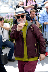 Pedro Almodovar attending the Festival De Cannes Jury photocall as part of the 70th Cannes Film Festival. Photo credit should read: Doug Peters/EMPICS Entertainment