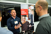 Silicon Valley Business Journal's Scale Up event at the Computer History Museum in Mountain View, California, on November 13, 2018. (Stan Olszewski for Silicon Valley Business Journal)