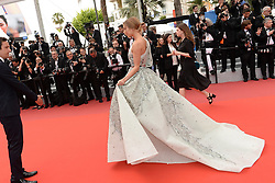 Aishwarya Rai attends the screening of 'La Belle Epoque' during the 72nd annual Cannes Film Festival in Cannes, France, on May 20, 2019. 21 May 2019 Pictured: Kimberley Garner attends the screening of 'La Belle Epoque' during the 72nd annual Cannes Film Festival in Cannes, France, on May 20, 2019. Photo credit: Favier/ELIOTPRESS / MEGA TheMegaAgency.com +1 888 505 6342