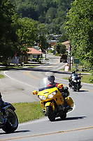 Motorcyclist enjoy the scenic views of Northwest Arkansas around the Jasper and Mount Judea areas on Hwy 7 and Hwy 123.  Lunch was enjoyed at the Ozark Cafe on the square in downtown Jasper on May 16, 2019.
