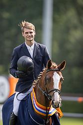 Moerings Bas, NED, Kwik Tweet<br /> KWPN Kampioenschappen 2021<br /> Valkenswaard <br /> © Hippo Foto - Dirk Caremans<br /> 11/08/2021