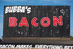 Sopotnicks Cabbage Patch Bar, New Smyrna Beach, during Daytona Bike Week's 75th Anniversary event. FL, USA. Saturday March 12, 2016.  Photography ©2016 Michael Lichter.