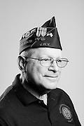 Stephen Allan Mintz<br /> Army<br /> Spec. 5<br /> 74 FC<br /> May 5, 1969 - May 4, 1971<br /> <br /> <br /> Veterans Portrait Project<br /> Charleston, SC<br /> Jewish War Veterans