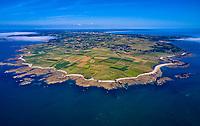France, Manche (50), Cotentin, Cap de la Hague, pointe du Cotentin // France, Normandy, Manche department, Cotentin, Cap de la Hague, tip of Cotentin