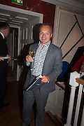GRAHAM NORTON, Dinner to celebrate the opening of Pace London at  members club 6 Burlington Gdns. The dinner followed the Private View of the exhibition Rothko/Sugimoto: Dark Paintings and Seascapes.