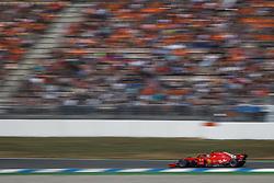 July 21, 2018 - Hockenheim, Germany - Motorsports: FIA Formula One World Championship 2018, Grand Prix of Germany, .#7 Kimi Raikkonen (FIN, Scuderia Ferrari) (Credit Image: © Hoch Zwei via ZUMA Wire)