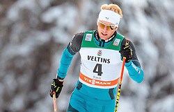 27.11.2016, Nordic Arena, Ruka, FIN, FIS Weltcup Langlauf, Nordic Opening, Kuusamo, Herren, im Bild Alexis Jeannerod (FRA) // Alexis Jeannerod of France during the Mens FIS Cross Country World Cup of the Nordic Opening at the Nordic Arena in Ruka, Finland on 2016/11/27. EXPA Pictures © 2016, PhotoCredit: EXPA/ JFK