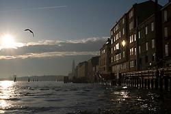 Venice (Italy) 2007 - Laguna of Venice.