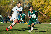 Vergennes vs. Winooski Boys Soccer Quarterfinals 10/26/18
