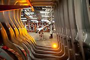 Betim_MG, Brasil...Linha de producao da FIAT em Betim, Minas Gerais. ..The production line FIAT in Betim, Minas Gerais. ..Foto: LEO DRUMOND / NITRO