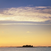Island in Penobscot Bay