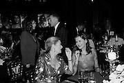 ANNA FRIEL; STEVE COOGAN; LADY JENNIFER STRINGER;  GEENA DAVIS; , Luminous -Celebrating British Film and British Film Talent,  BFI gala dinner & auction. Guildhall. City of London. 6 October 2015.