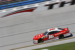 April 27, 2018 - Talladega, Alabama, United States of America - Ryan Reed (16) brings his race car down the front stretch during practice for the Spark Energy 300 at Talladega Superspeedway in Talladega, Alabama. (Credit Image: © Chris Owens Asp Inc/ASP via ZUMA Wire)
