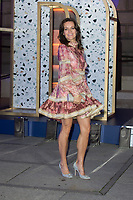 Kimberleigh Gelber at the the Royal Academy of Arts Summer Exhibition Preview Party, London.