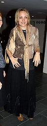 BAY GARNETT at the launch party for 'The London Look - Fashion From Street to Catwalk' held at the Museum of London, London Wall, Londom EC2 on 28th October 2004<br /><br />NON EXCLUSIVE - WORLD RIGHTS