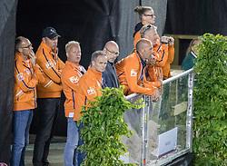 Gal Edward, NED, Glock's Voice, Minderhoud Hans Peter, NED<br /> FEI European Dressage Championships - Goteborg 2017 <br /> © Hippo Foto - Dirk Caremans