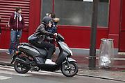 - PARIS - <br /> KRISTEN STEWART FILMING IN PARIS<br /> ©Exclusivepix Media