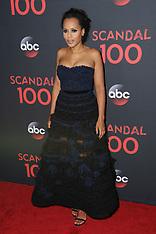 LA: Scandal (The Fixer) 100th Episode - 8 April 2017