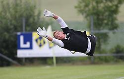 25.06.2011, Diersbach, AUT, Freundschaftsspiel, SV Josko Ried vs Wacker Burghausen, im Bild Markus Beer (SV Ried, Keeper), EXPA Pictures © 2011, PhotoCredit: EXPA/ R. Hackl