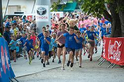 Nočna 10ka 2019, traditional run around Bled's lake, on June 29, 2019 in Bled's Lake, Bled, Slovenia. Photo by Anže Petkovšek / Sportida