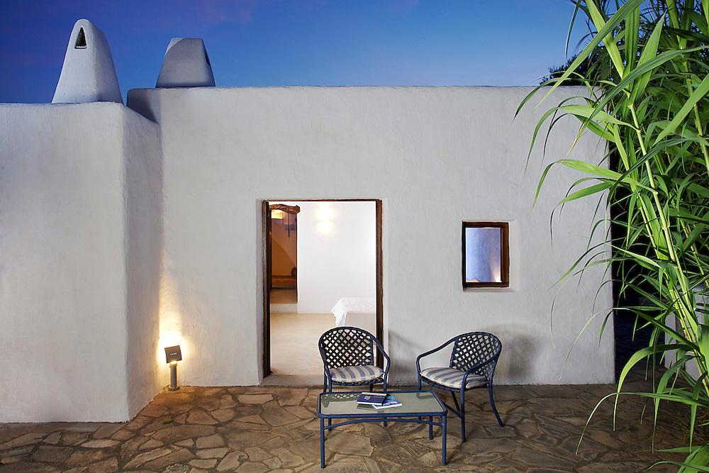 03/Julio//2013 Ibiza. Sant Joan<br /> Agroturismo Ca n'Escandell. <br /> Habitación Sa Blava<br /> <br /> ©JOAN COSTA