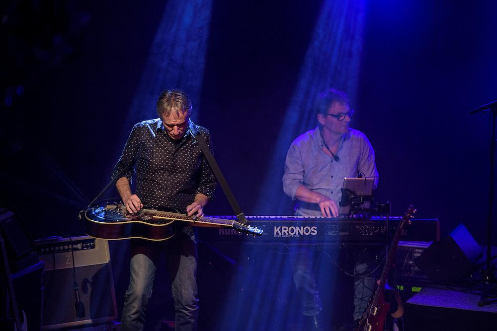 Marc Portmann - Electric Guitars und Marcus Bodenmann - Keyboards & Backing Vocals
