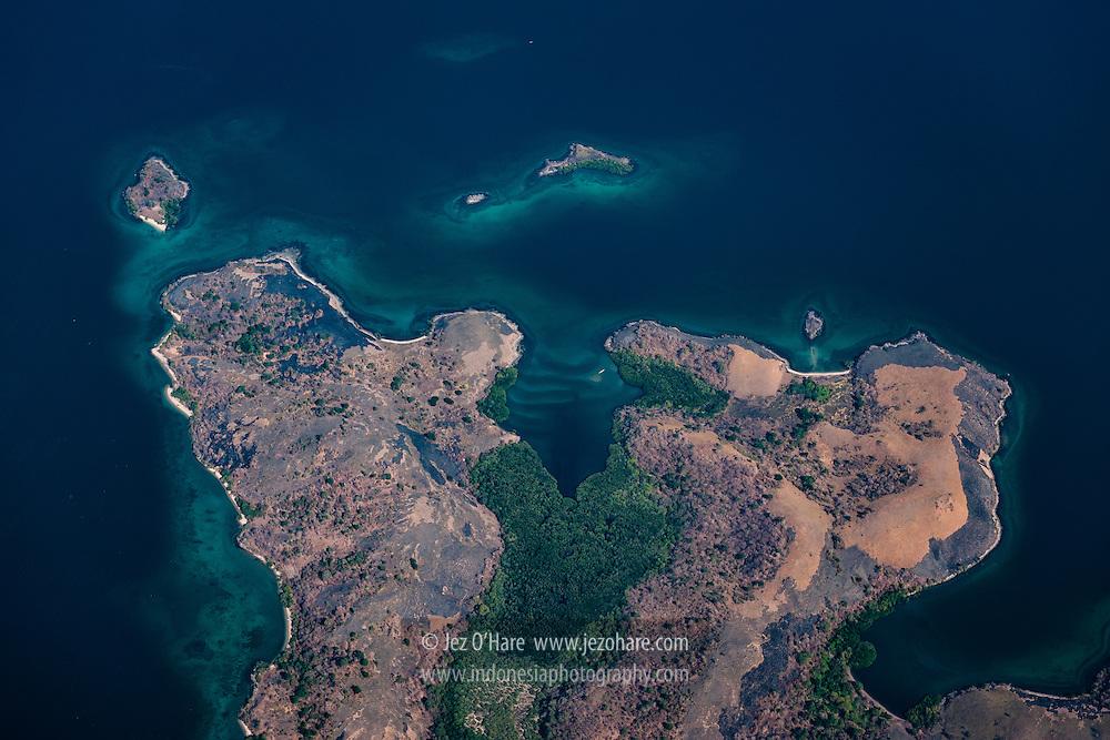 Saleh Bay, Sumbawa, Nusa Tenggara Barat, Indonesia
