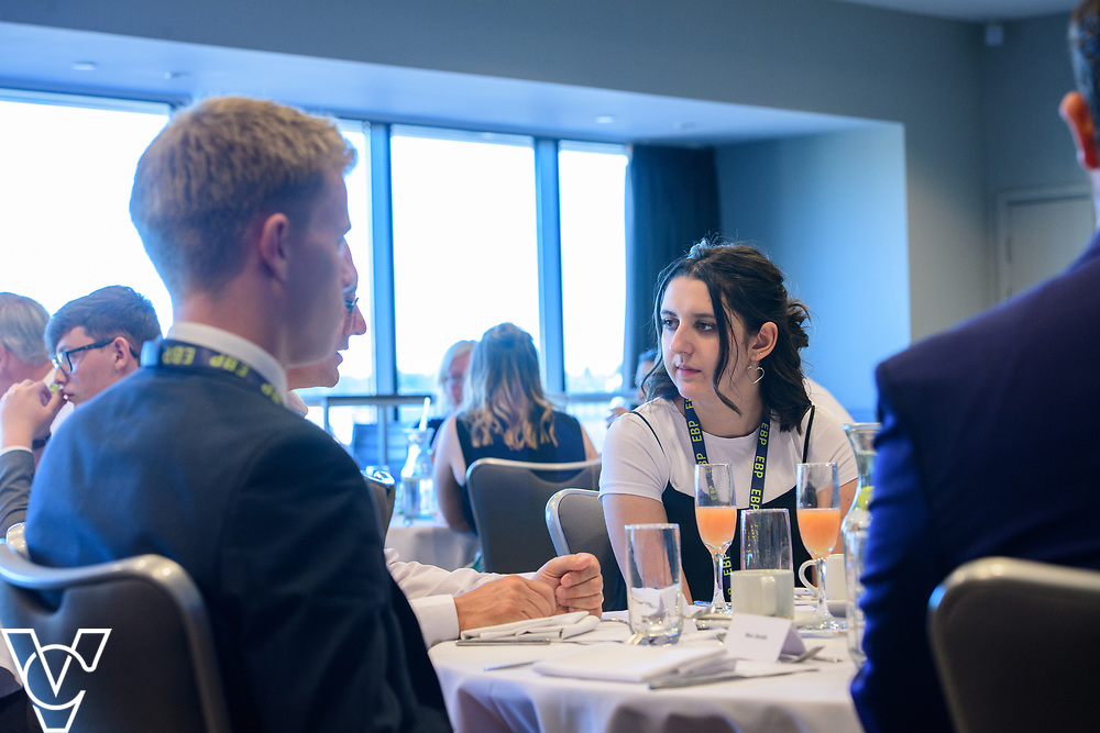 The EBP's Mini Exec Club celebration dinner held at The DoubleTree by Hilton Hotel, Lincoln.<br /> <br /> Picture: Chris Vaughan Photography for The EBP<br /> Date: June 27, 2018