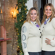NL/Amsterdam/20201124 - Zusjes van Lexmond openen pop-up store, Lieke van Lexmond en zus Jetteke van Lexmond openen een pop-up store