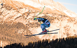 14.12.2016, Saslong, St. Christina, ITA, FIS Ski Weltcup, Groeden, Abfahrt, Herren, 1. Training, im Bild Max Franz (AUT) // Max Franz of Austria in action during the 1st practice run of men's Downhill of FIS Ski Alpine World Cup at the Saslong race course in St. Christina, Italy on 2016/12/14. EXPA Pictures © 2016, PhotoCredit: EXPA/ Johann Groder