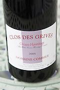 clos des grives domaine combier crozes hermitage 2004 rhone france