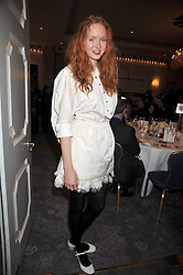 LILY COLE at the 3rd Fortune Forum Summit held at The Dorchester Hotel, Park Lane, London on 3rd March 2009.