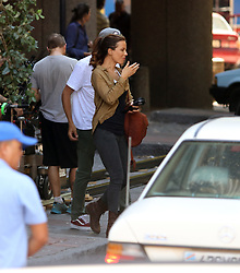 Kate Beckinsale seen filming The Widow in South Africa. 05 Feb 2018 Pictured: Kate Beckinsale. Photo credit: MEGA TheMegaAgency.com +1 888 505 6342