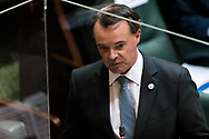 Opposition Leader Michael O'Brien attacks Daniel Andrews during Question Time.