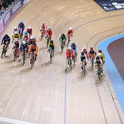 26-02-2020: Wielrennen: WK Baan: Berlijn<br />Kirsten Wild pakt de wereldtitel scratch