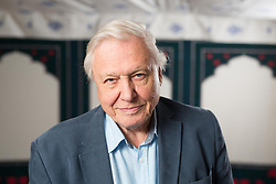 File photo dated 24/09/15 of Sir David Attenborough, who has been urged to swap Planet Earth for the political front benches after he came top in a poll to find Britain's favourite celebrity Prime Minister.