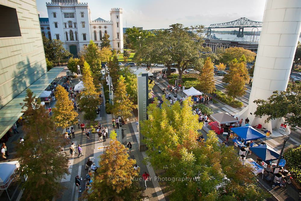 United Way's Annual Jambalaya Competition Thursday, Oct. 6 in downtown Baton Rouge.