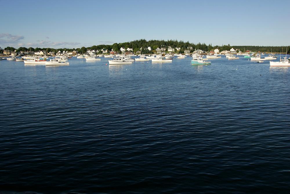 Vinalhaven, Maine 2007: .Vinalhaven Harbor
