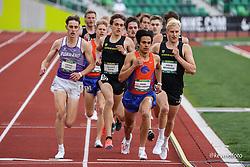 University of Oregon<br /> Oregon Relays track and field meet<br /> April 23-24, 2021 Eugene, Oregon, USA<br /> mens 1500